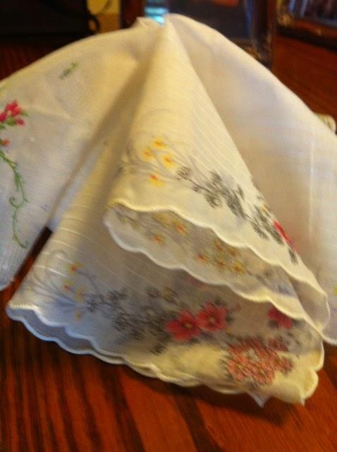 Grandmother's Handkerchief (1/2)
