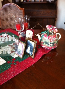 Christmas Tea photo